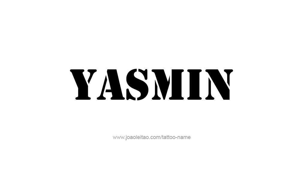 yasmin name - photo #9