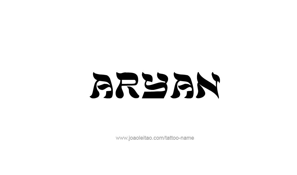 Aryan Tattoo Designs Tattoo Design