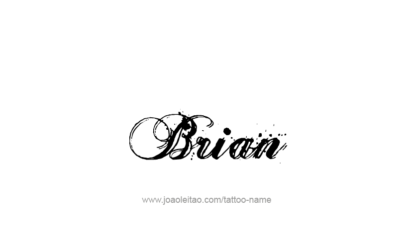 12 tattoo-design-name-brian-26.png.jpg