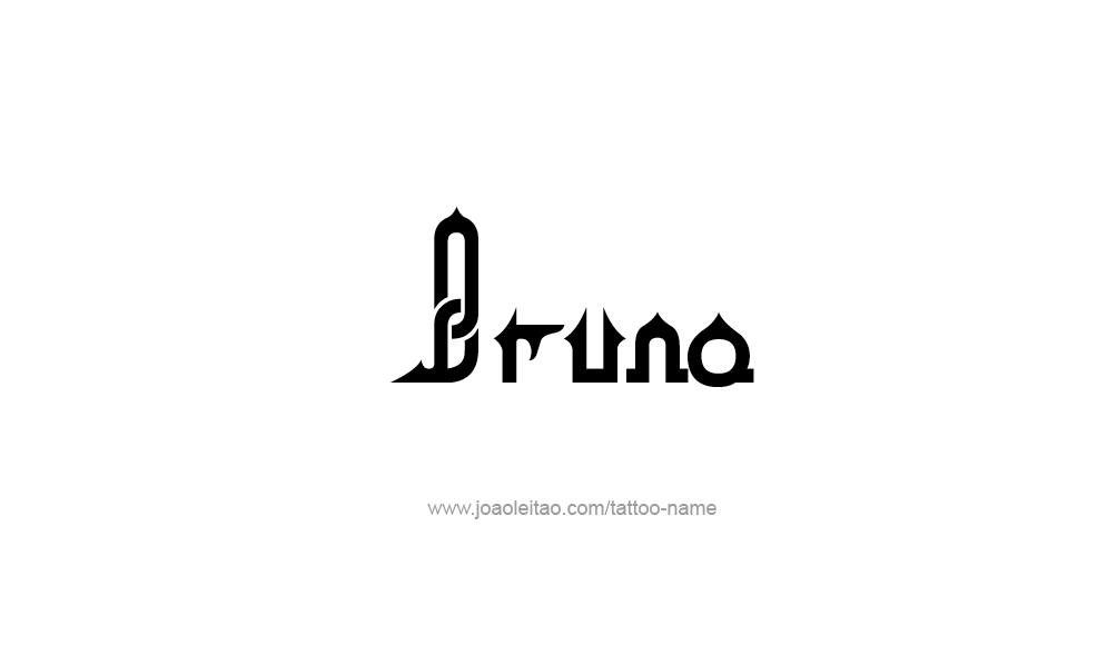 Bruno Name