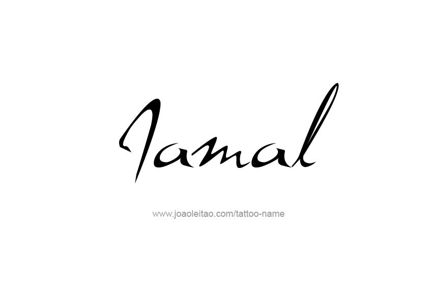 Jamal Name