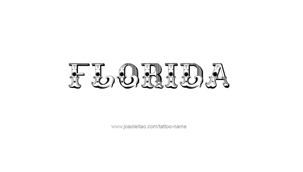 Florida girl dating name ideas