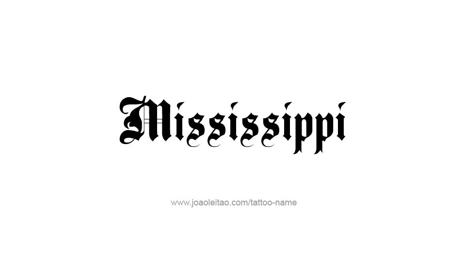 Mississippi - HISTORY