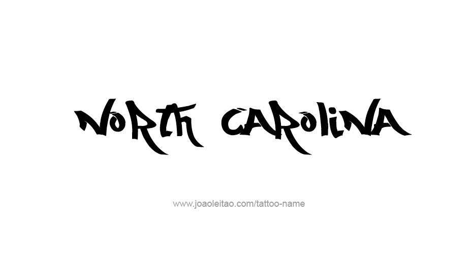 Top north carolina state outline images for pinterest tattoos for North carolina tattoo ideas