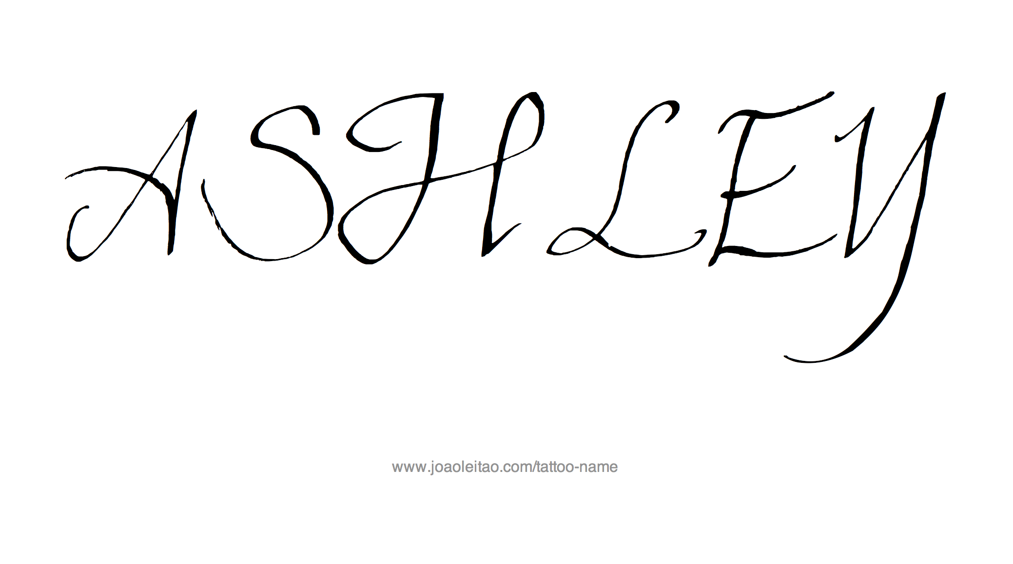 Ashley Name Design In Purple 40598   HOMEUP