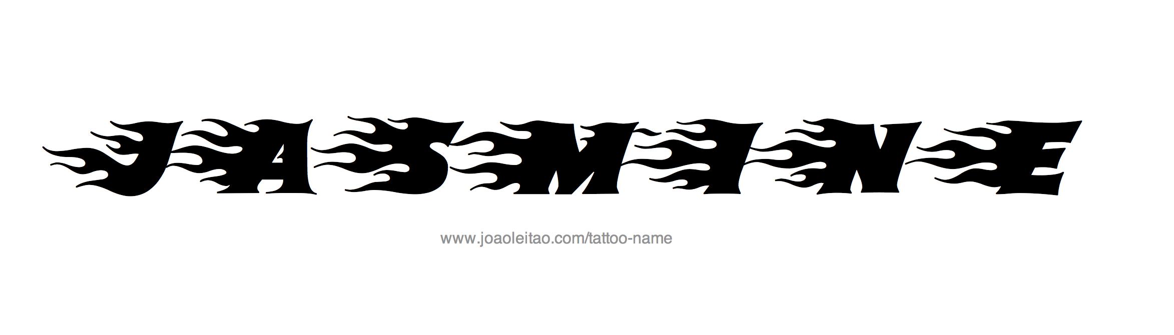 jasmine name design pictures to pin on pinterest thepinsta. Black Bedroom Furniture Sets. Home Design Ideas
