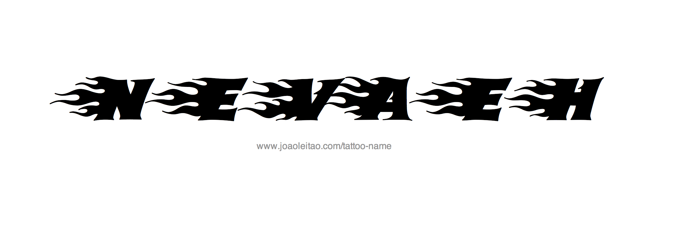 tattoo-design-female-name-nevaeh%20(23).png