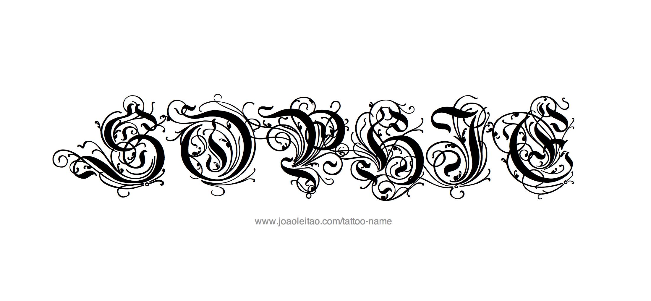 Фото татуировок с именем софия