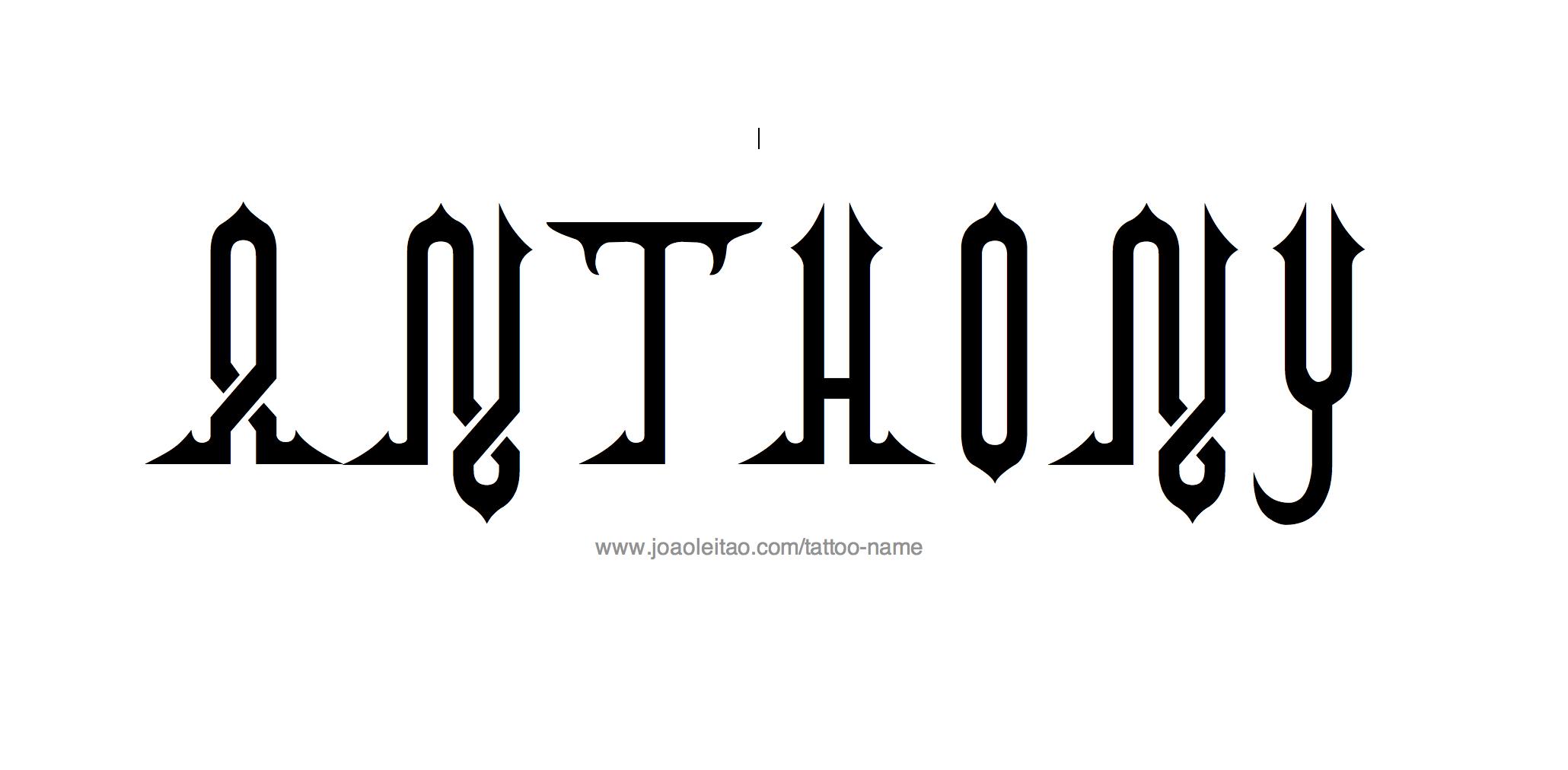 Tattoo fonts creator online