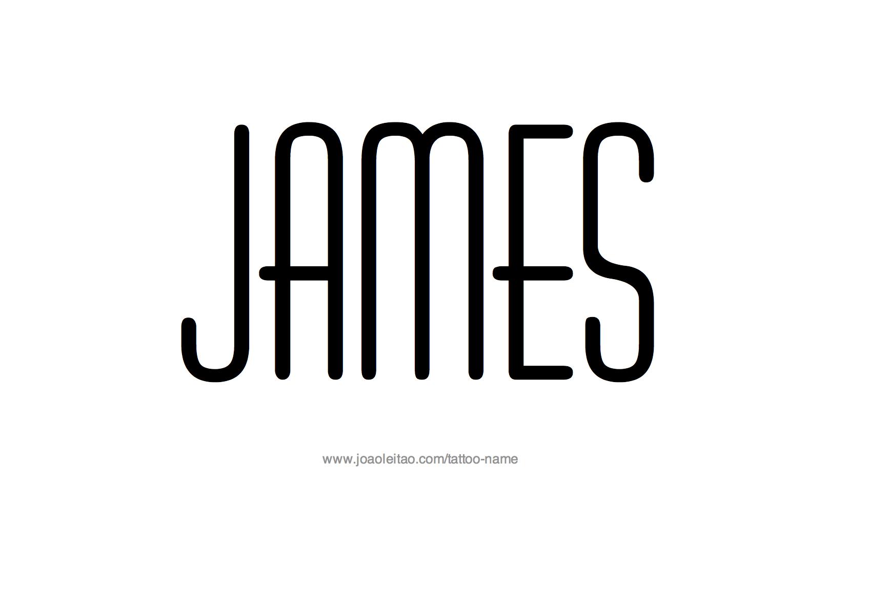 James name for Tattoo shop name generator