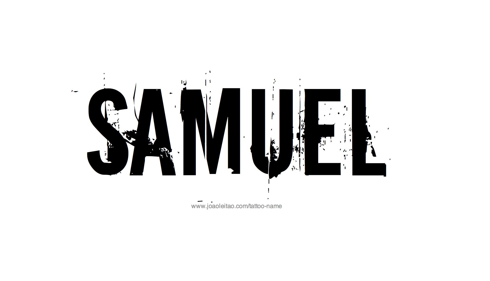 Image Gallery samuel name