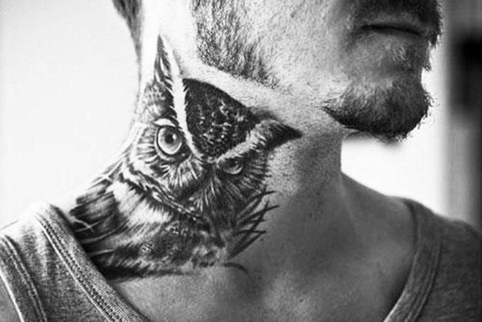 tribal owl designs