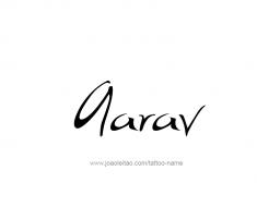 tattoo-design-name-aarav-01