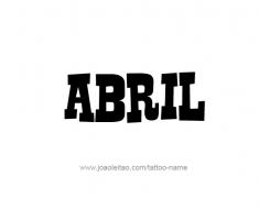 tattoo-design-name-abril-02