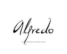 tattoo-design-name-alfredo-01