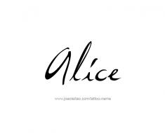 tattoo-design-name-alice-01