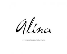tattoo-design-name-alina-01