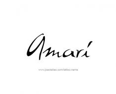 tattoo-design-name-amari-011