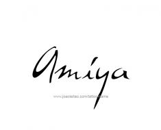 tattoo-design-name-amiya-01