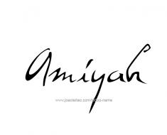 tattoo-design-name-amiyah-01