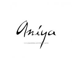 tattoo-design-name-aniya-01