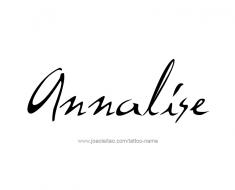 tattoo-design-name-annalise-01