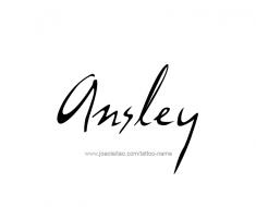 tattoo-design-name-ansley-01