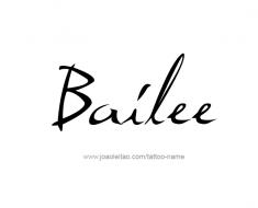 tattoo-design-name-bailee-01
