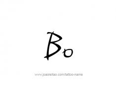 tattoo-design-name-bo-01