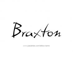tattoo-design-name-braxton-01