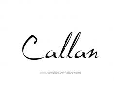tattoo-design-name-callan-01