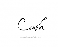 tattoo-design-name-cash-01