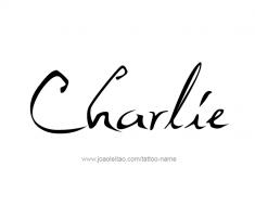 tattoo-design-name-charlie-01