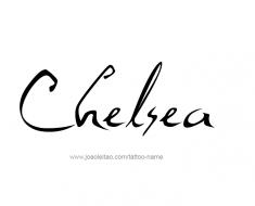 tattoo-design-name-chelsea-01