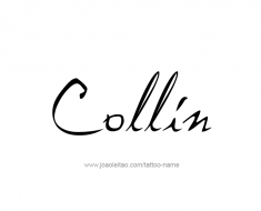 tattoo-design-name-collin-01