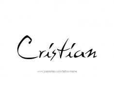tattoo-design-name-cristian-01