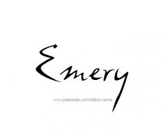 tattoo-design-name-emery-01
