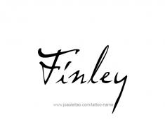 tattoo-design-name-finley-01