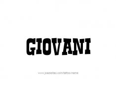tattoo-design-name-giovani-01