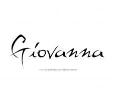 tattoo-design-name-giovanna-01