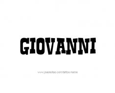 tattoo-design-name-giovanni-01