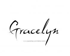 tattoo-design-name-gracelyn-01