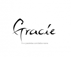 tattoo-design-name-gracie-01