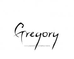 tattoo-design-name-gregory-01