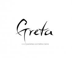tattoo-design-name-greta-01