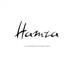 tattoo-design-name-hamza-01