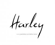 tattoo-design-name-harley-01