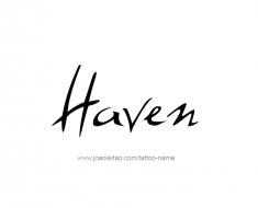tattoo-design-name-haven-01