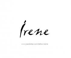 tattoo-design-name-irene-01