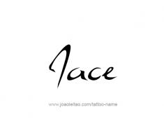 tattoo-design-name-jace-01